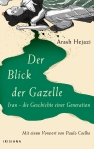 Der Blick der Gazelle - Cover - German